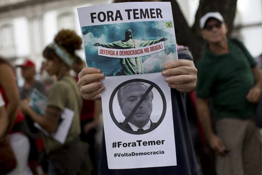 No More 'Political Repression' at Rio Games